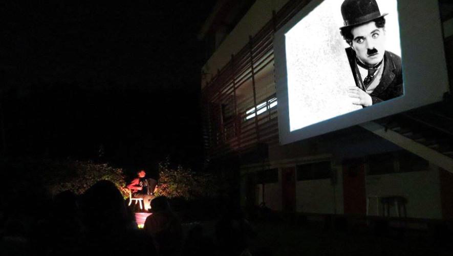 Noche de cine-concierto en la Alianza Francesa Guatemala | Junio 2017