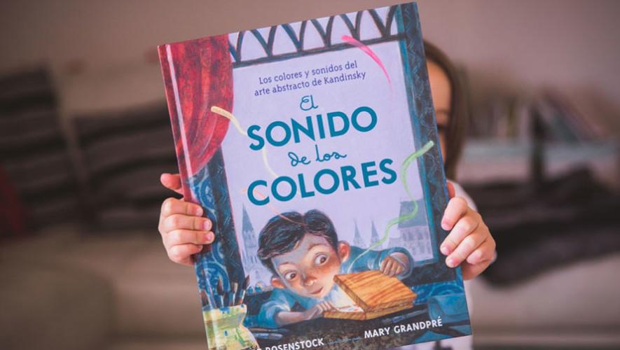 Club de lectura para niños en Sophos | Junio 2017