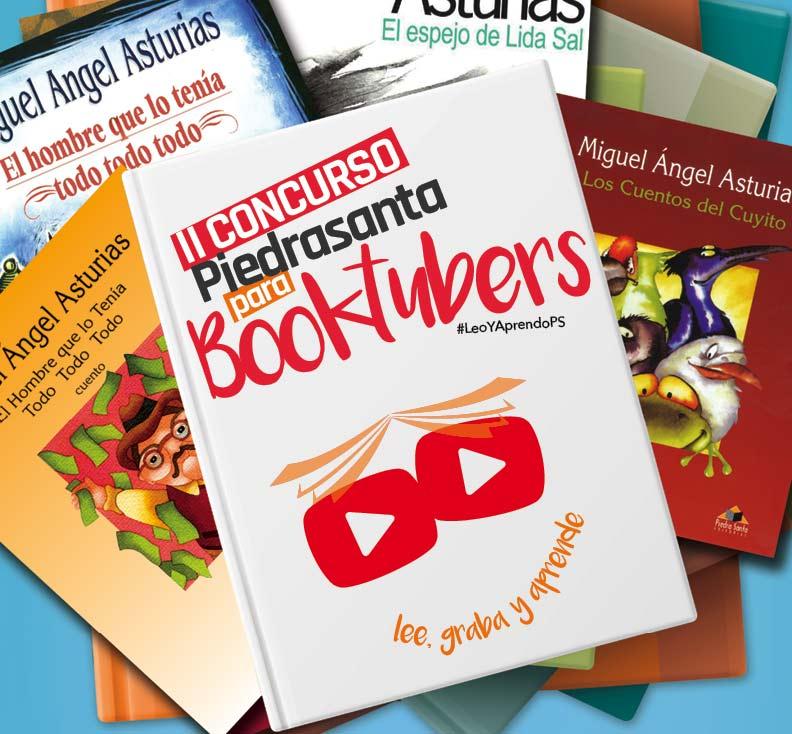 Concurso de Booktubers en Guatemala