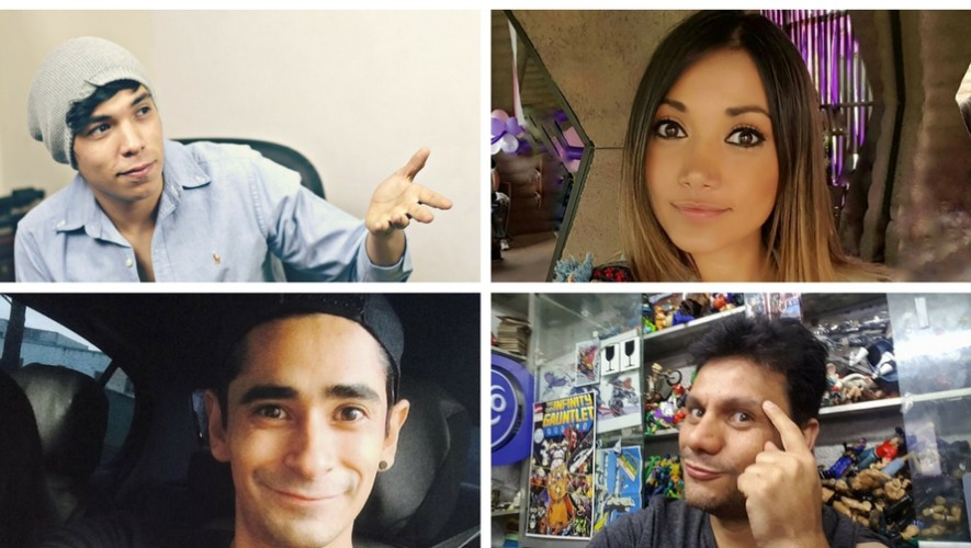 Youtubers guatemaltecos en Digital Live Comedy | Junio 2017