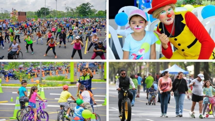 Domingo familiar en Mixco | Julio 2017