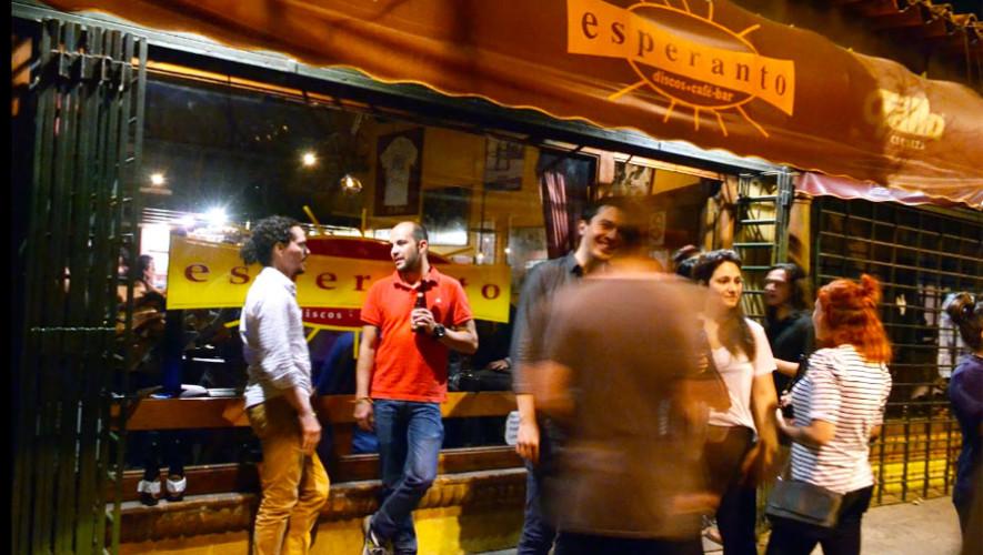 (Foto: esperanto bar guatemala)