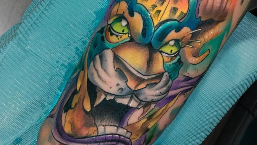 (Foto: Graveyard Tattoo Studio)