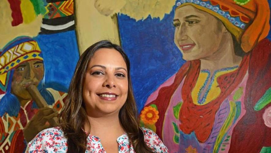 Guatemalteca Jocelyn Skolnik fue nombrada Nuestro Orgullo Hispano