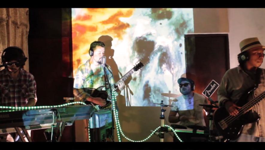 Concierto de Gud Yeye en L'Aperó | Junio 2017