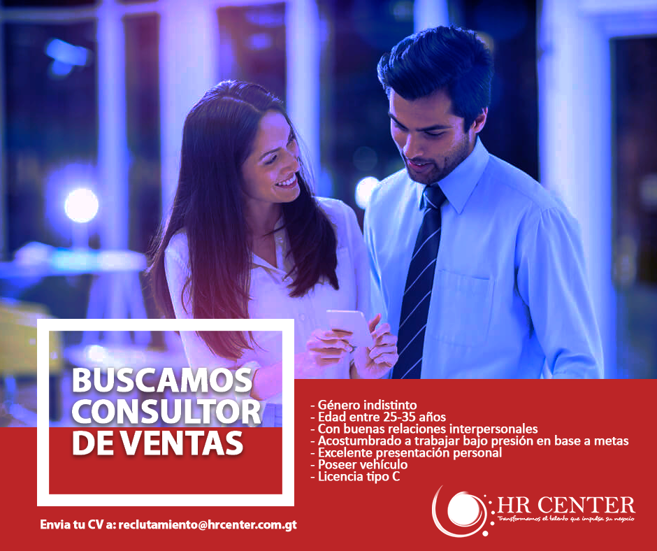 HR Center empleo Guatemala