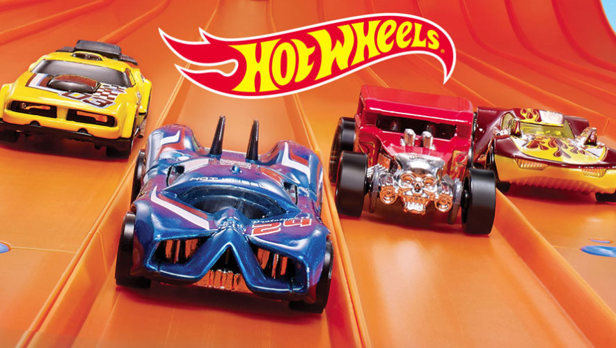 Exposición de Hot Wheels en Asia Mall | Julio 2017