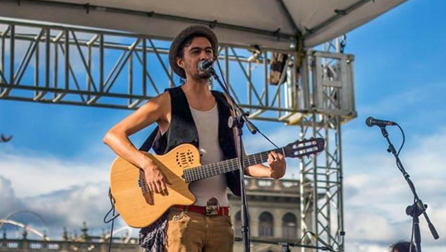 Concierto de Ishto Juevez en Antigua Guatemala   Julio 2017