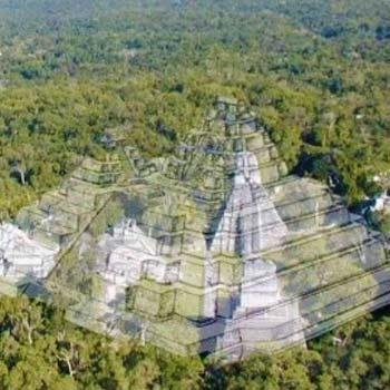 La Danta en Guatemala es considerada la pirámide más grande del mundo