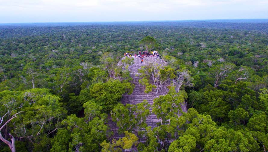 La Danta en Guatemala es la pirámide más grande del mundo, según La Red TV