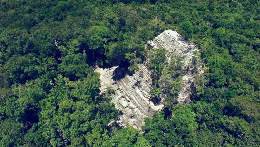 La Danta en Guatemala es la pirámide más grande del mundo, según La Red TV Chile