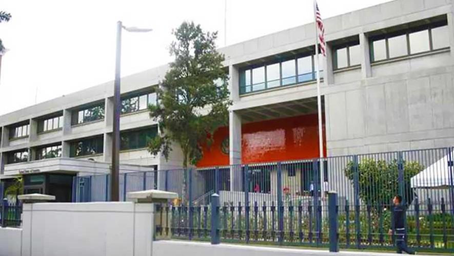 La Embajada de Estados Unidos en Guatemala ofrece oportunidad de empleo, junio 2017