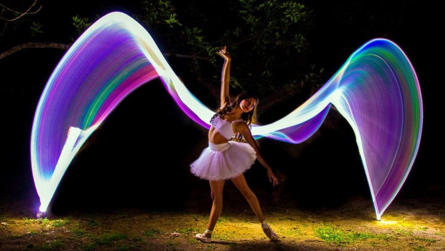 Taller de fotografía noctura y light painting | Junio 2017