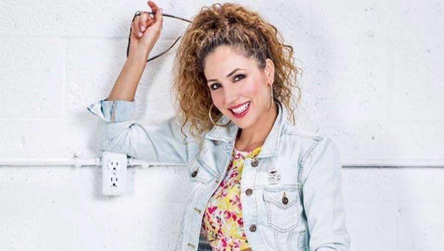 Lorena Pinot, cantante guatemalteca, estrena su nueva canción y video Amuleto