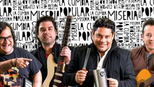 Fiesta con Los Miseria Cumbia Band en Pana Rock | Marzo 2018