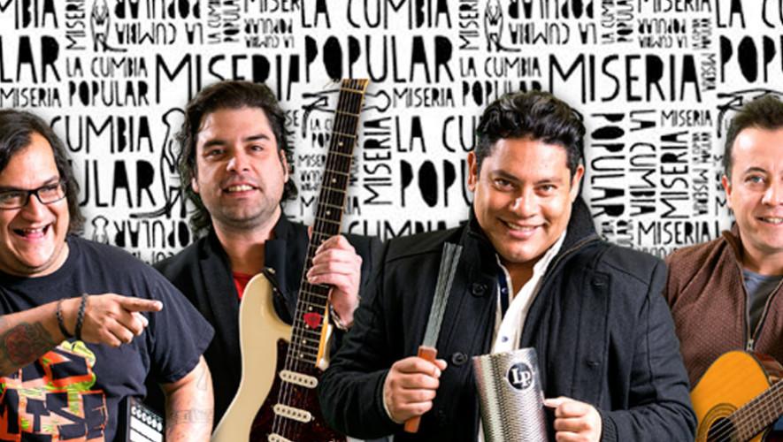 Fiesta con Los Miseria Cumbia Band | Febrero 2018