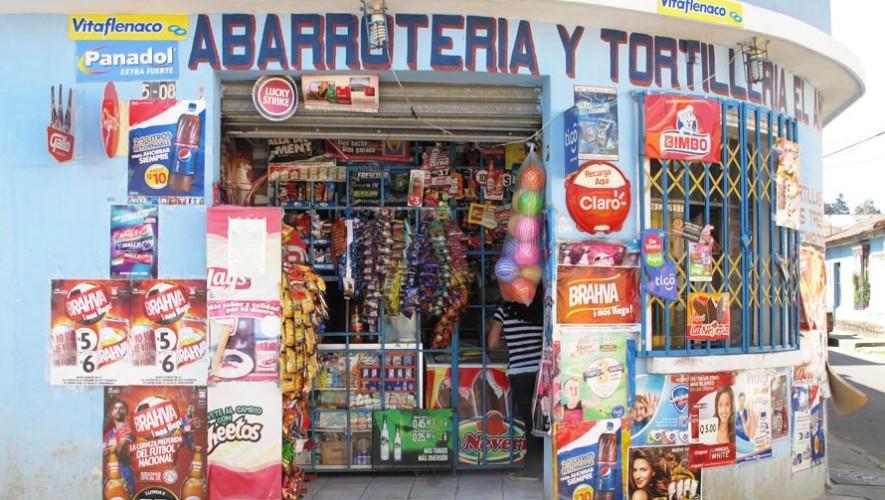 Los nombres de tiendas de barrio que todos en Guatemala han visto alguna vez
