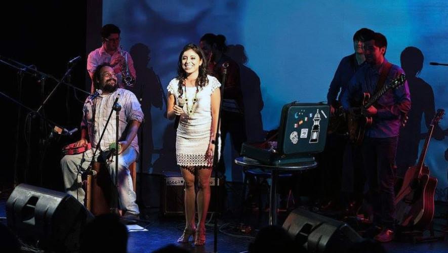 Concierto de Mariana Santiago en el Instituto Cultural de México   Junio 2017