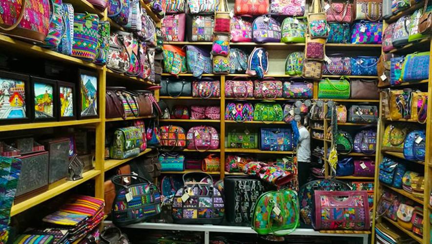 Mercado Central En La Ciudad De Guatemala Los Mercados Más
