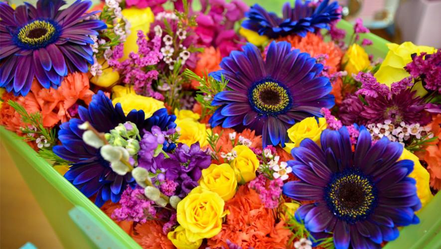 Mercado De Flores En La Ciudad De Guatemala Los Mercados Mas