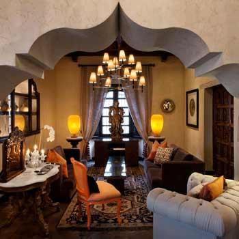 Mil Flores Luxury Design Hotel en Antigua Guatemala