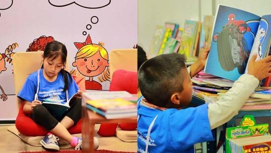 Niños sueñan con asistir a la Feria Internacional del Libro, Filgua 2017