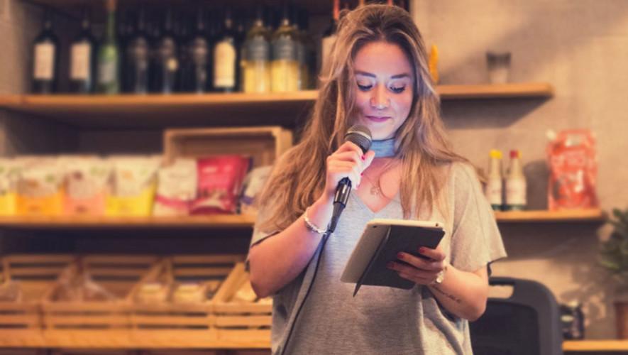 Noches de micrófono abierto en El Mercadito de Lola | Julio 2017