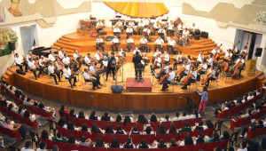 (Foto: Orquesta Sinfónica Nacional de Guatemala)