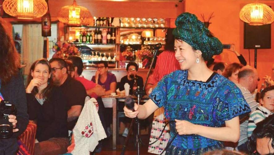 Orquesta Voz Alí, grupo maya que canta cumbias 2017