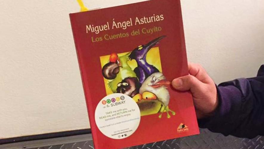 Participa en el concurso Booktubers 2017 dedicado a Miguel Ángel Asturias