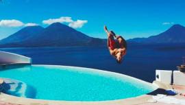 Hoteles con piscina en el Lago de Atitlán