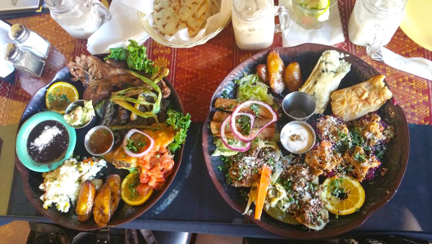 (Foto: Puchica Guatemalan Bar and Grill)