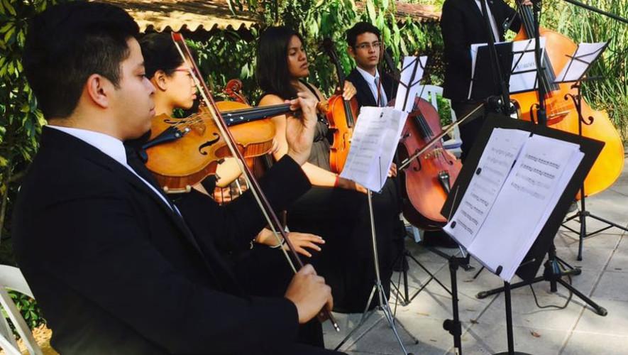 Recital de música clásica en Barrio San José | Junio 2017