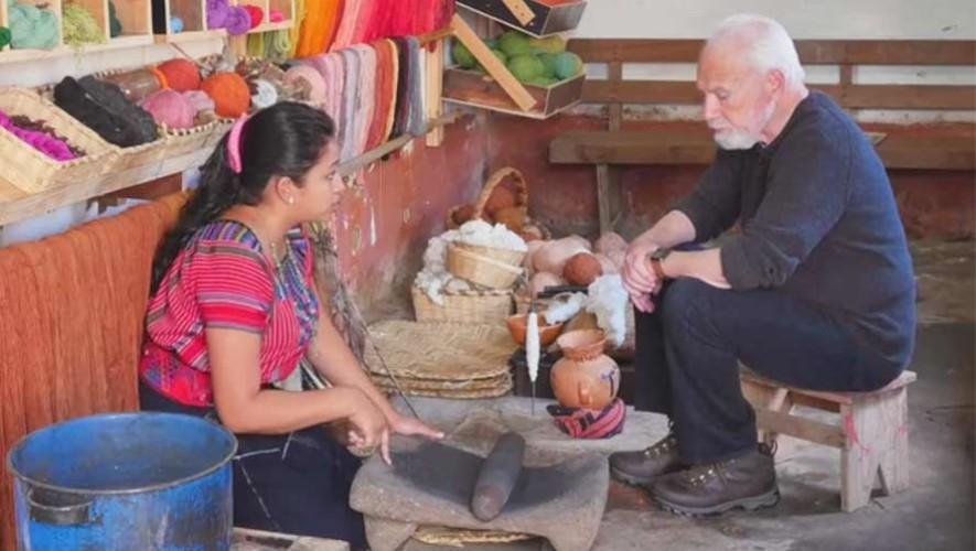 Reportajes de Guatemala en cadena de televisión estadounidense