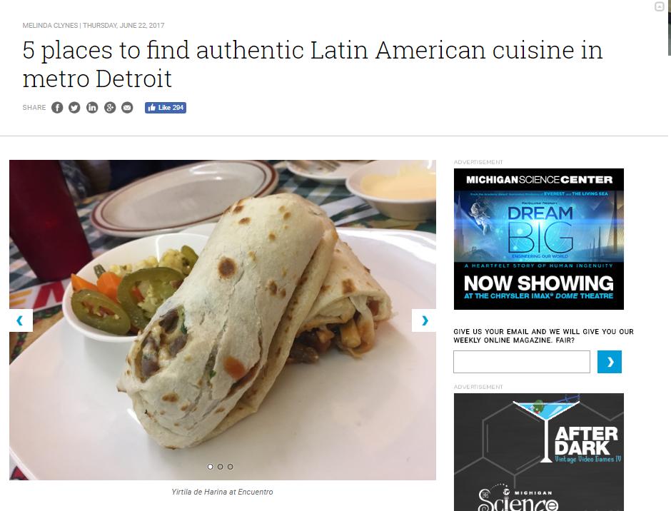 Restaurante guatemalteco en Estados Unidos tiene la mejor comida
