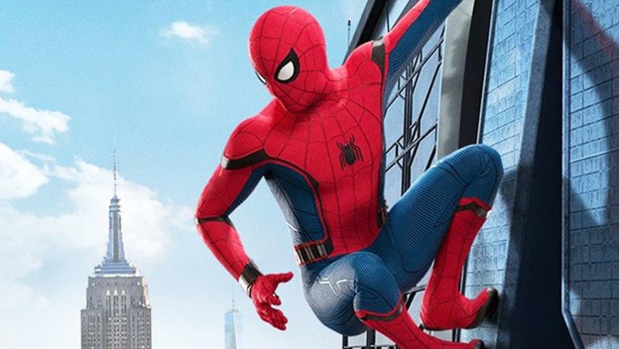 Estreno de la película Spiderman Homecoming | Julio 2017