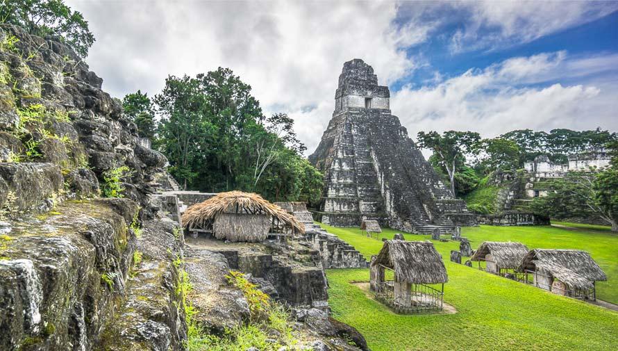 Tikal es uno de los monumentos históricos que esconden un secreto
