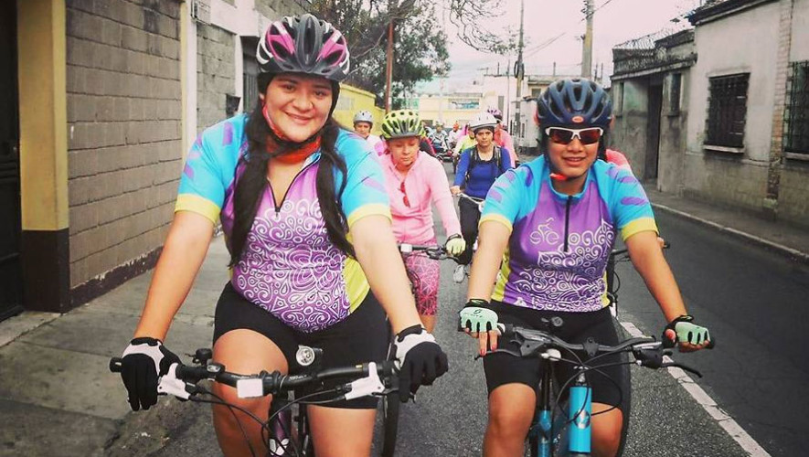 Tour en bicicleta solo para mujeres | Junio 2017