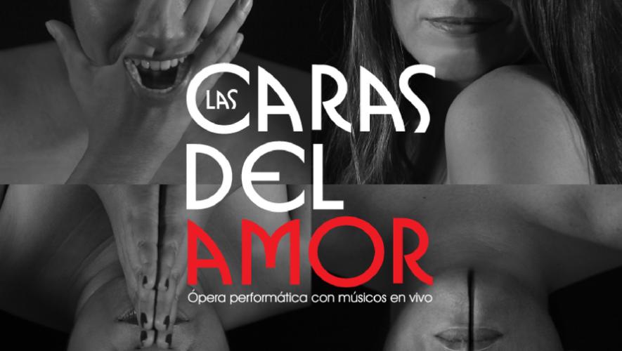 """Ópera """"Las Caras del Amor"""" en Casa Celeste   Junio 2017"""