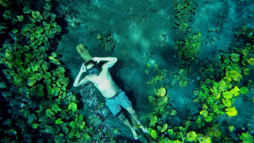 Viaje a Cráter Azul, Tikal e Isla de Flores en Petén | Junio 2017