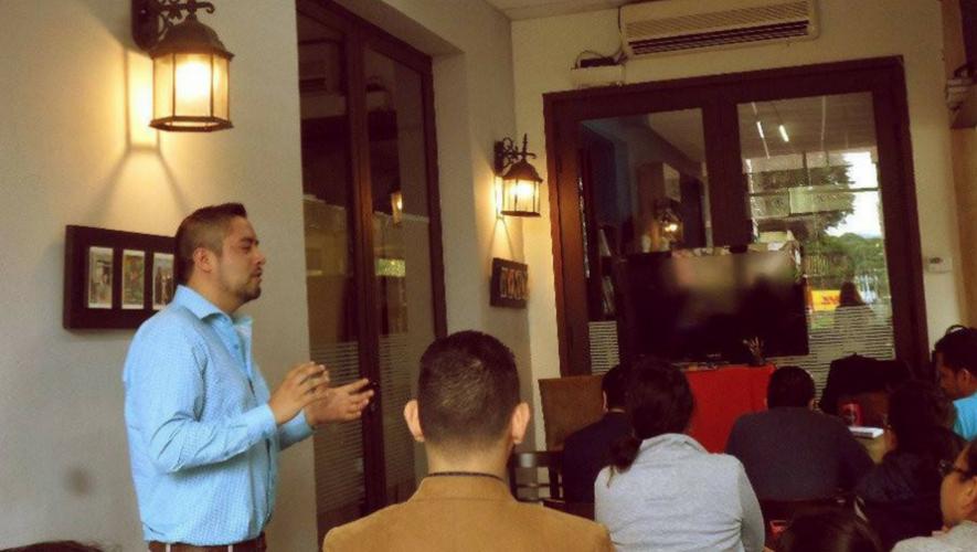 Taller para aprender a hablar en público en Sophos | Junio 2017