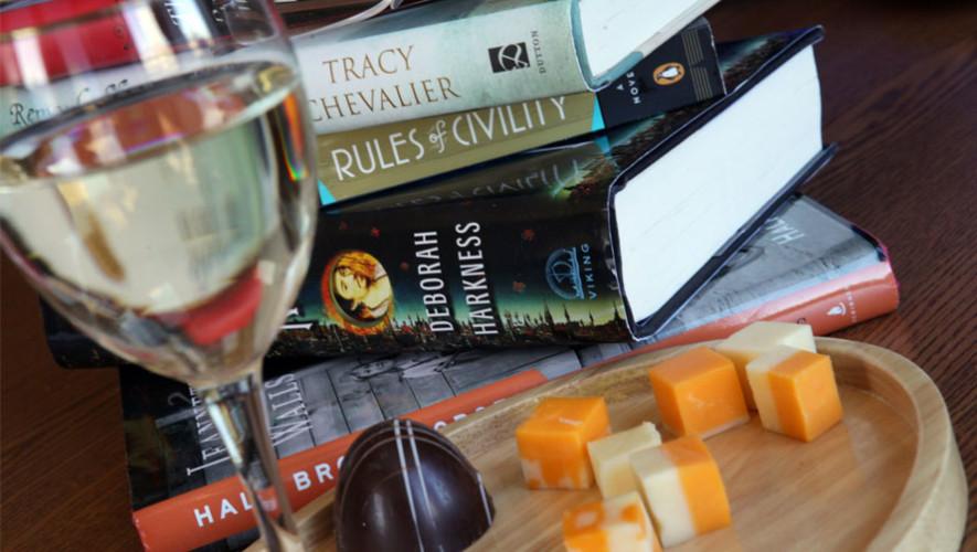 Tarde de vinos, queso y poesía por una buena causa | Junio 2017