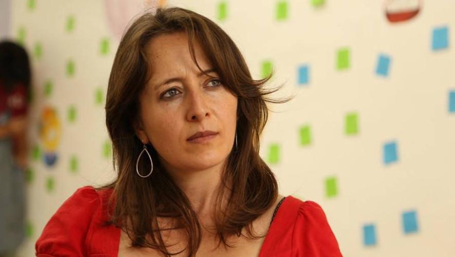 Conversatorio con la escritora Vania Vargas | Junio 2017