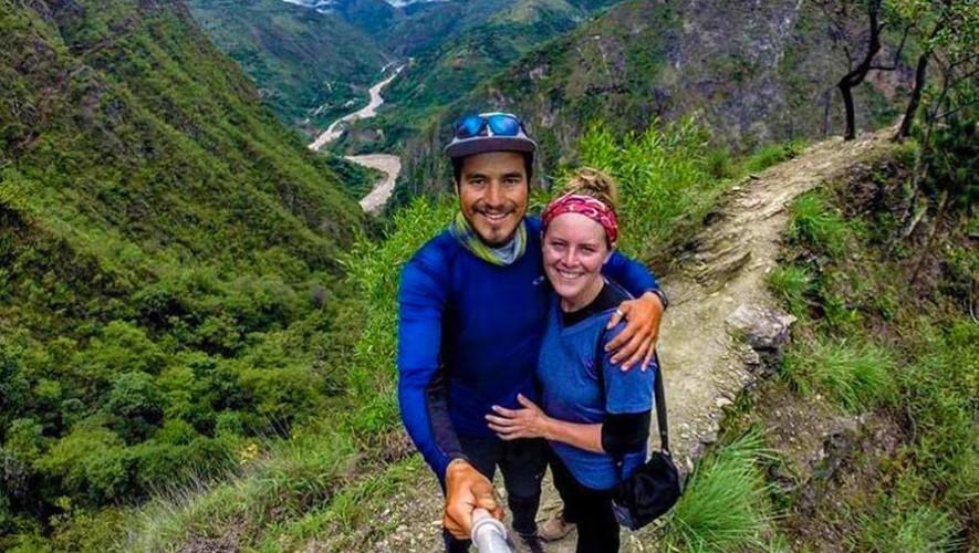 Viajan a Guatemala por tierra