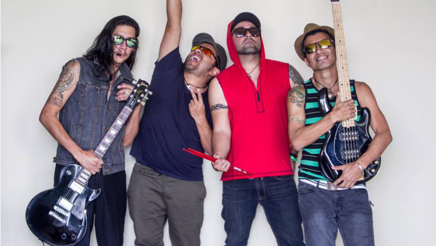 Viernes Verde, banda de rock guatemalteco, lanza su álbum P.M. en vinilo