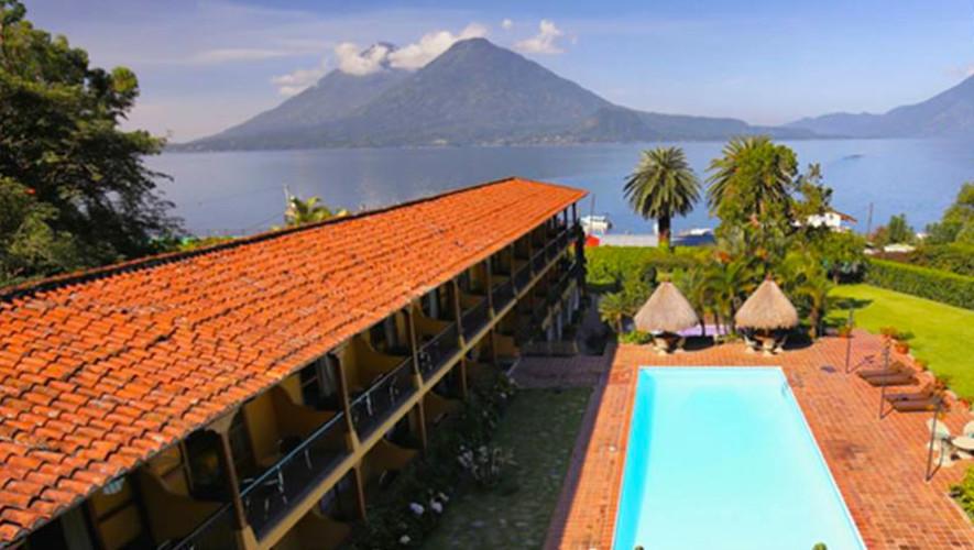 Villa Santa Catarina (Foto: Villas de Guatemala)