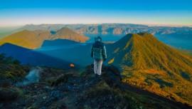 En junio podrás disfrutar de las mejores vistas que hay hacia el majestuoso Lago de Atitlán. (Foto: José Arturo)
