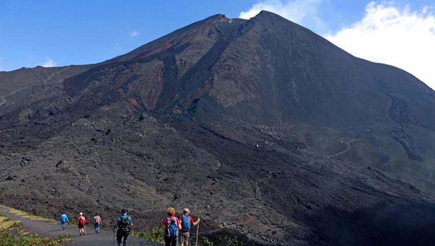 Tour benéfico a volcán Pacaya | Julio 2017