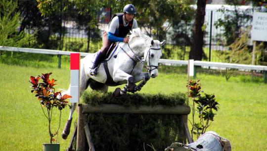 Wylder Rodríguez será uno de los jinetes que estará buscando la medalla en la modalidad de prueba completa. (Foto: Prensa ANEG)