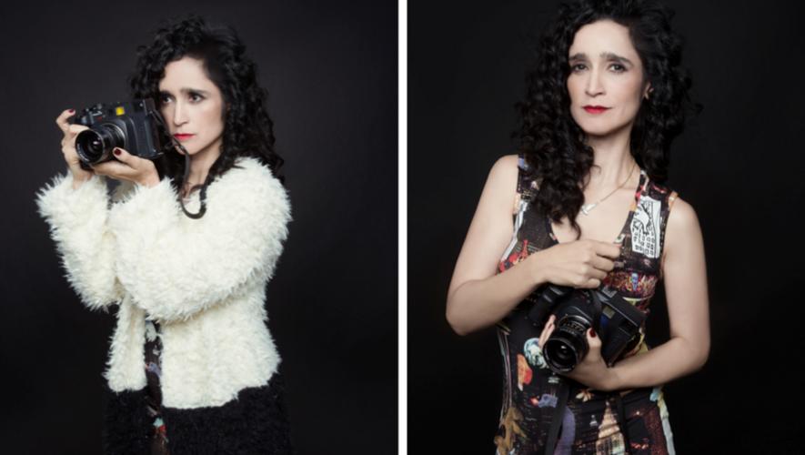 Charla sobre fotografía con Yvonne Venegas en La Fototeca | Junio 2017